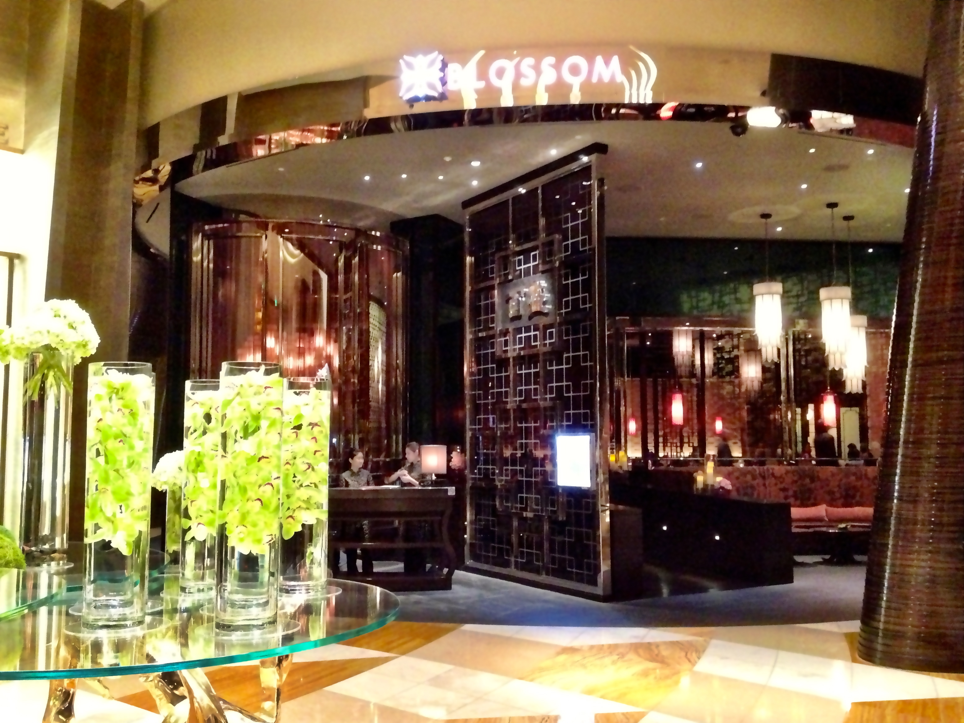 Blossom Aria Las Vegas What S To Eat Today